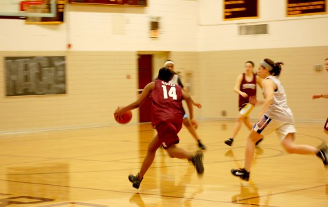 Mercy Basketball Falls to Rival