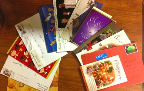 The Christmas Card Conundrum