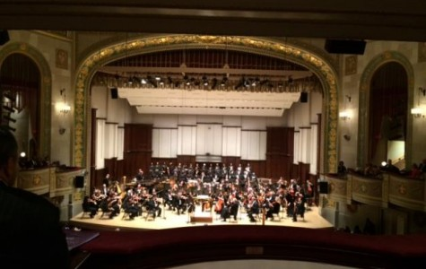 Kathleen Battle graces the stage of the DSO