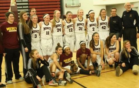 Basketball finishes a successful season