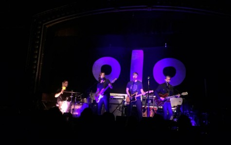 Kongos brings South African roots to Detroit