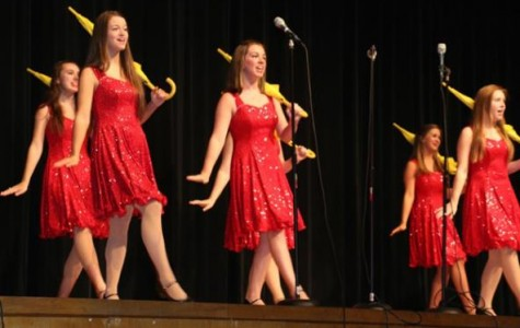 Fine Arts Assembly showcases Mercy's talent