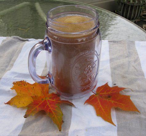 Beat the fall rush: DIY cider slush