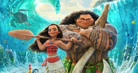 "Exploring within in ""Moana"""