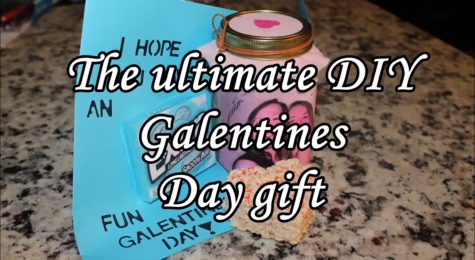 The ultimate DIY Galentine's Day gift