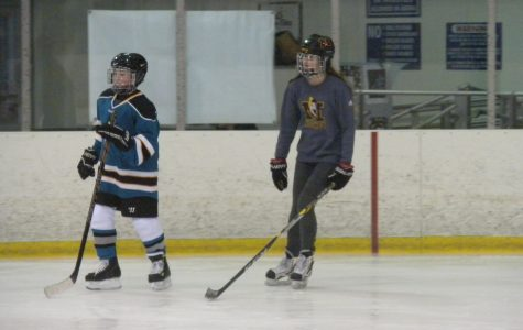 MVH helps coach special needs hockey