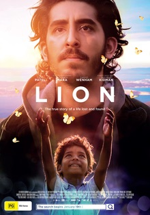 Have your heart stolen by Oscar-nominated film Lion