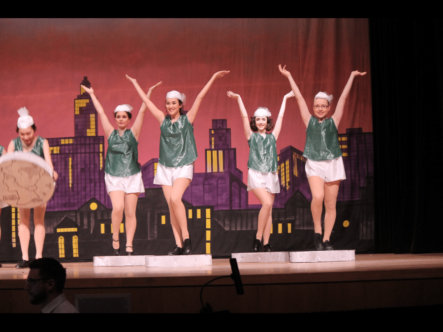 The musical that tapped its way into our hearts: 42nd Street