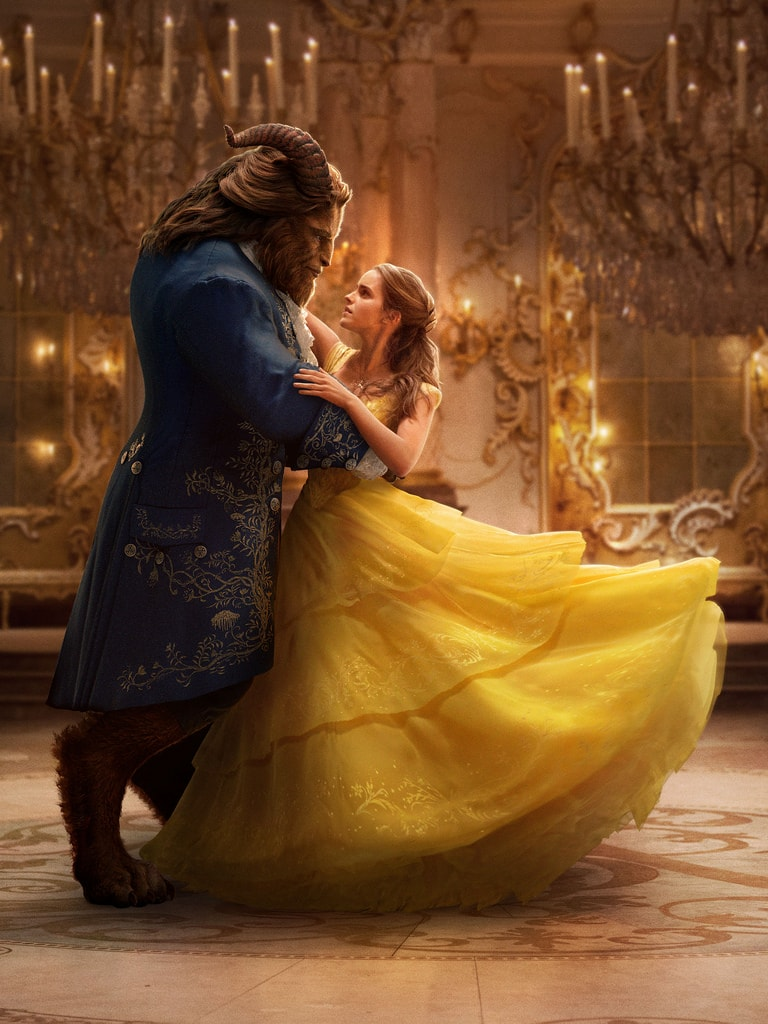 Beauty and the Beast made $357.1 million at the box office on opening weekend. (Photo Credit: Flickr)