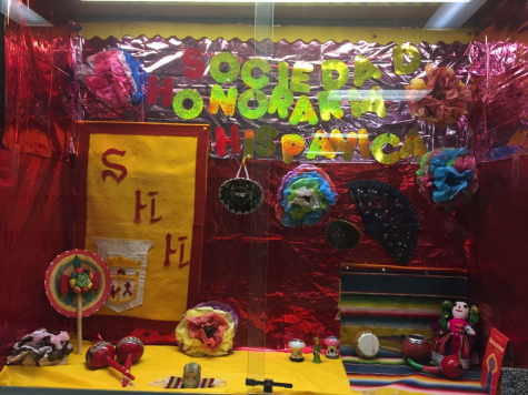 Spanish Honor Society: a year in review