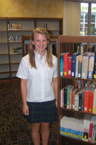 Student Spotlight: Peyton Pawlusiak