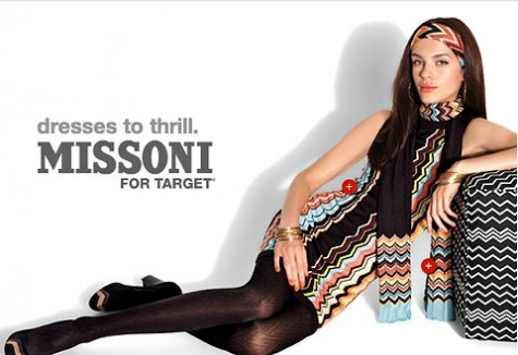 Missoni Zigzags into Target