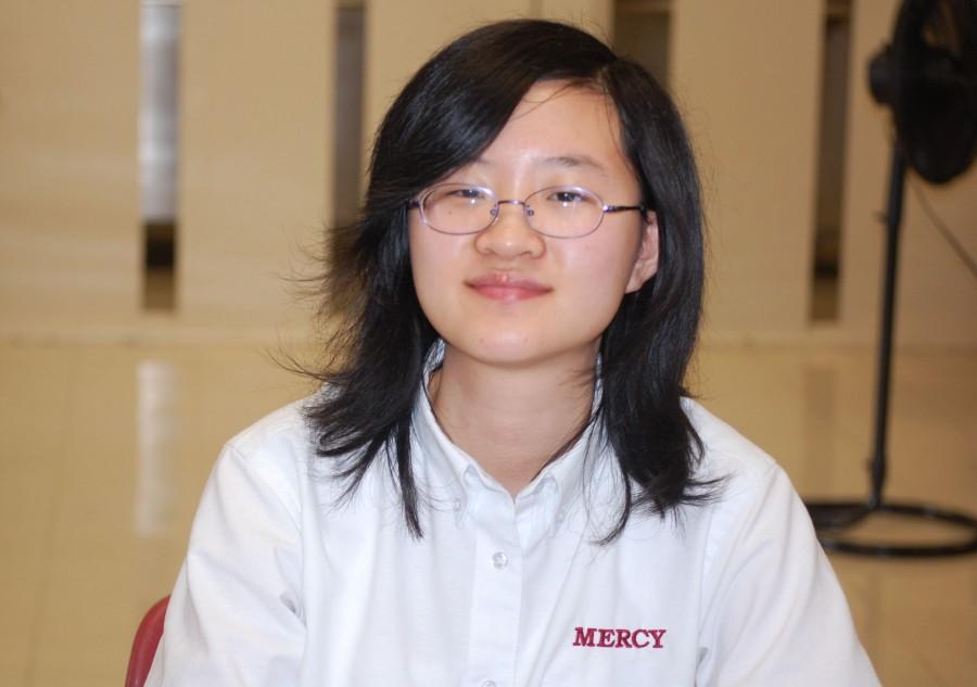 Student Spotlight: Qingya Liu