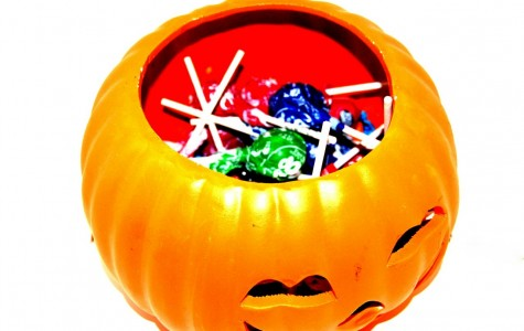 Are teenagers too old to go trick-or-treating on Halloween? Mercy girls weigh in on the free candy issue.