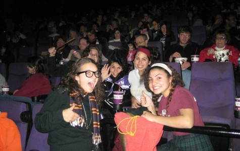 Seniors Reminisce On Past Premieres & Gear Up for Breaking Dawn