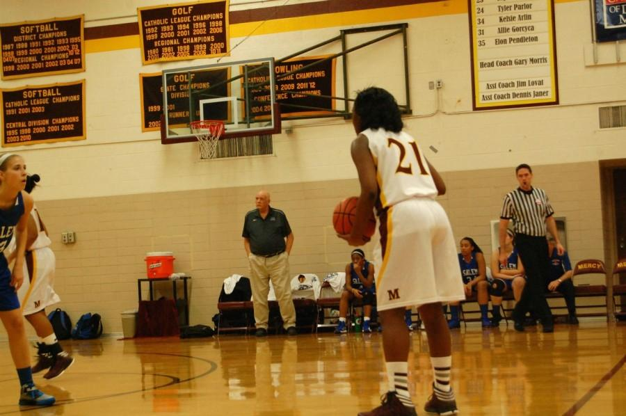 Basketball Wins First Game of the Season