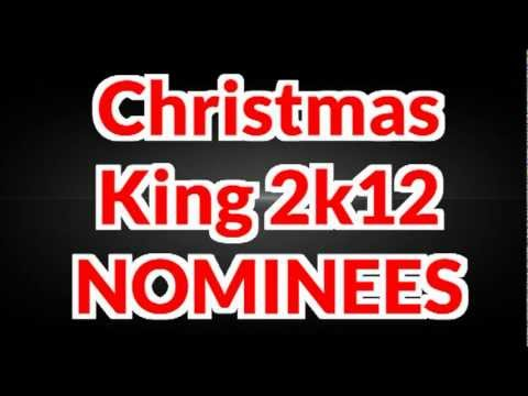 #ChristmasKing2k12 Busts a Move