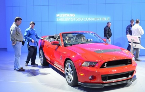 Detroit's Cobo Center Showcases North American International Auto Show