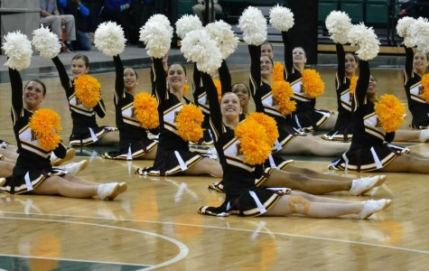 Pompon Performs at State Competition