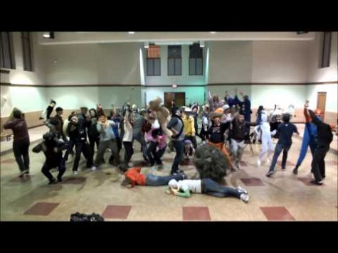 "The ""Harlem Shake"": A New Kind of Dance Craze"