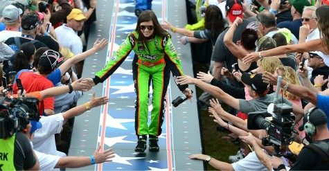 Danica Patrick Starts Female Revolution in Autosports