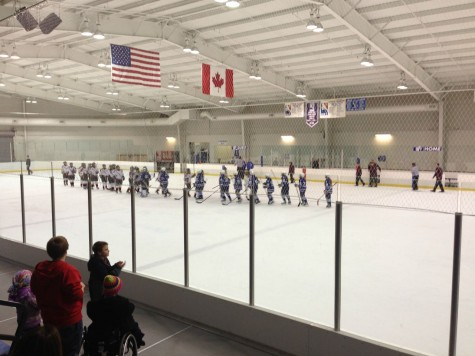 Ice Hockey Heads to the State Championship