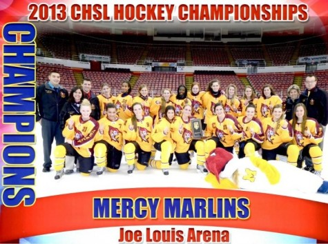 Hockey Wins State Championship