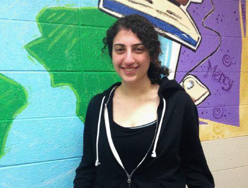 Student Spotlight: Adrianna Haddad