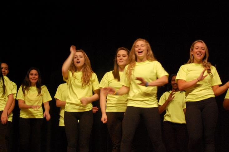 Fine Arts Assembly Celebrates Exceptional Talent