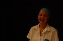 Student Spotlight: Jacqueline Welday