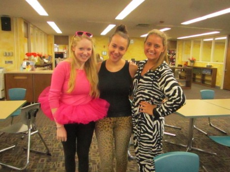 Spirit Week: Animal Kingdom
