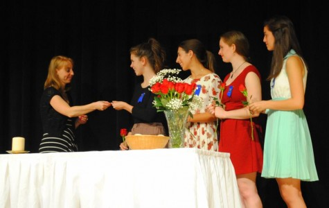 ITS Holds Fall Induction and Awards Ceremony