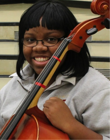 Boone has played cello for eight years and is preparing to compete in the Michigan School Band and Orchestra Association Solo and Ensemble Festival this February.