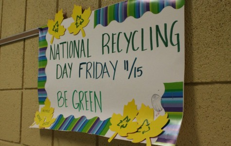 The Green Club hopes to involve the whole school in their plans for an eco-friendly lunch day.