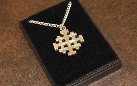 For many girls, receiving the signature Kairos cross pendant is a tangible sign of their faith.