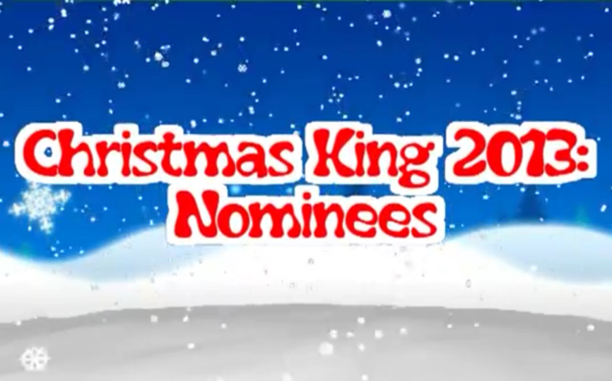 Christmas+King+2013+Nominees