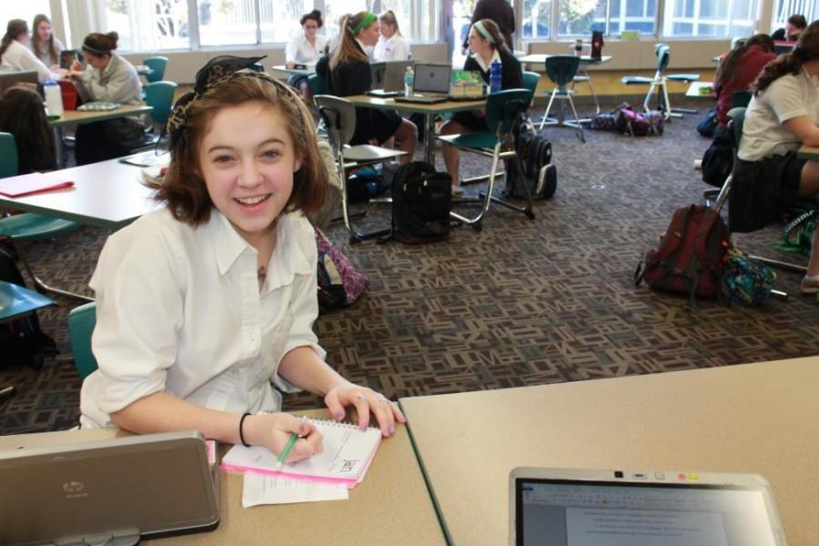 Student Spotlight: Karrah Wanagat