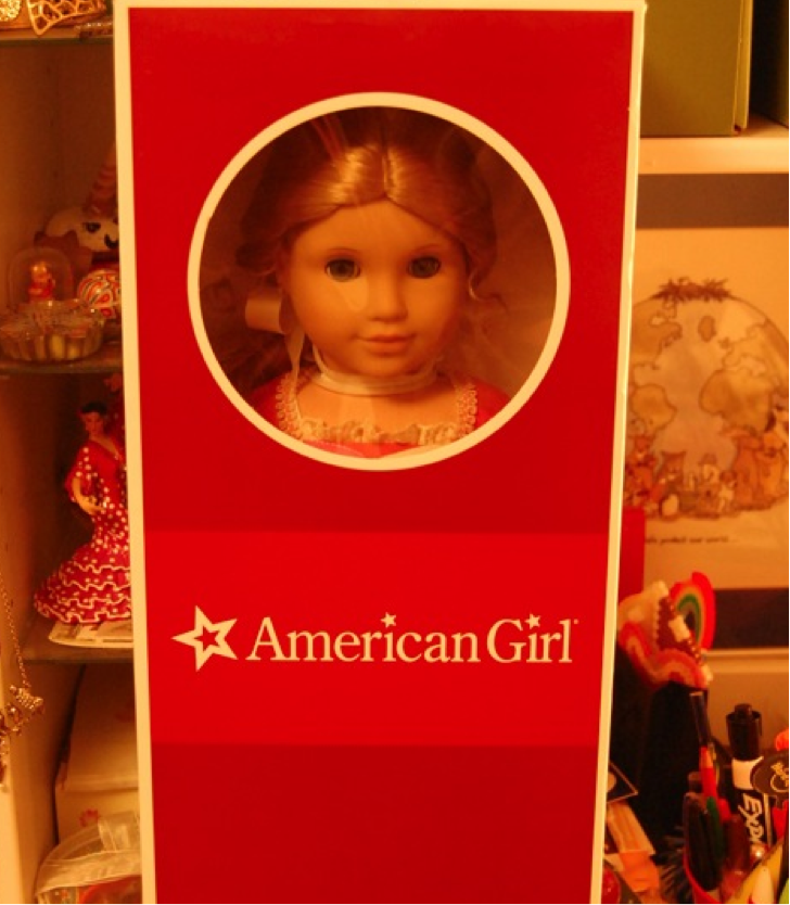 Even+American+Girl+Dolls+that+are+still+being+sold+%28such+as+Elizabeth%29%2C+are+becoming+collector%27s+items+and+can+turn+a+profit.