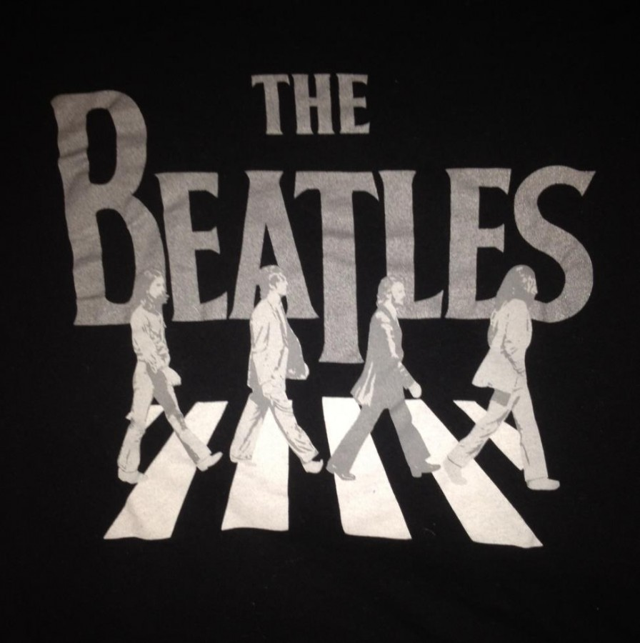 The+Beatles+album%2C+Abbey+Road%2C+featured+this+photo+taken+in+London+as+their+famous+cover.+