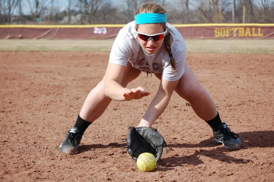Starting+at+a+young+age%2C+Sobczak+has+always+wanted+to+play+college+softball.+She+will+finally+fulfill+her+dream+in+2015+at+the+University+of+Michigan.