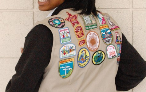 Going for the Gold: Girl Scouts Edition