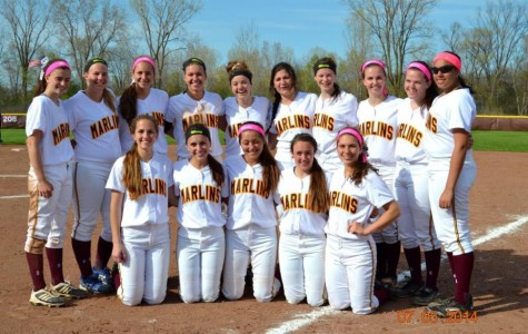 The Marlins advanced their record to 11-1 on May 6th with a two game sweep of the Ladywood Blazers.