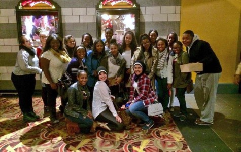 Over the weekend, B.A.S.E. went to go see the movie