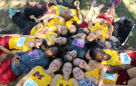 Cross country faces the River Rat