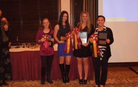 MVE finishes season with banquet