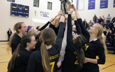 Varsity Volleyball ends incredible season