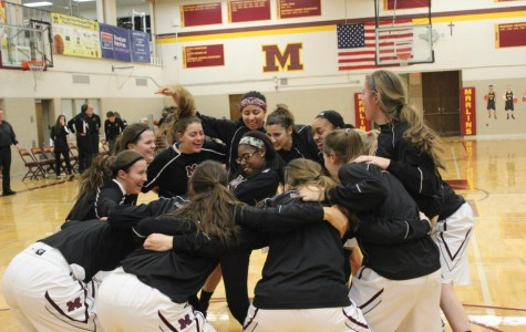 Mercy succeeds and struggles in Catholic League play