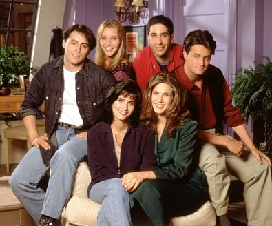 The series finale of Friends, which aired in 2004, garnered over 50 million views, making it the most watched episode of the decade (Photo Credit: Fair Use, Wikipedia Commons).