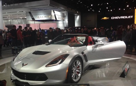 Detroit shines with the 2015 Auto Show