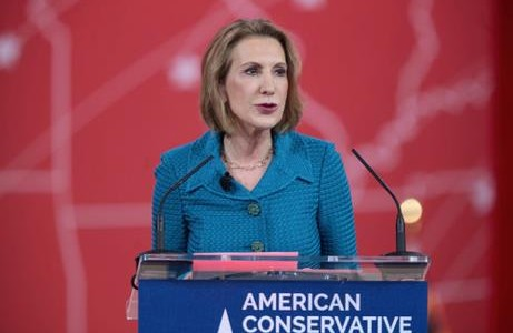 Carly Fiorina plans on using her widespread knowledge of economics to win over the American public in the 2016 presidential race (Photo credit: Creative Commons).